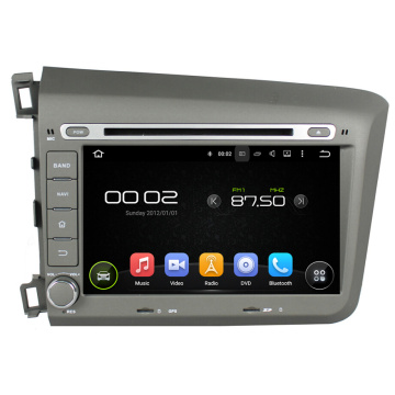 Honda Civic 2012 gps player