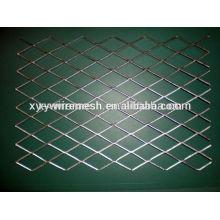 Diamond Wire Mesh Raised Expanded Metal/Flat Expanded Metal Mesh/Stretched Aluminum Expanded Metal Mesh