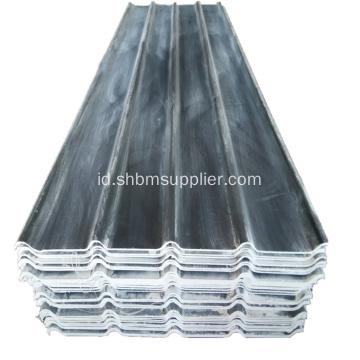 Grey PET Film Magnesium Oxide Roof Sheet