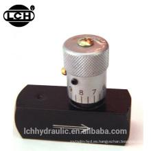 productos para importar 3/8 brida válvula de aguja de control múltiple