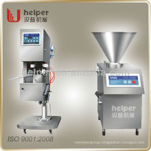 suit to SMEs Stainless steel pneumatic sausage filling machine