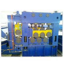 Ligne de production de laminage à froid de plaque de poutre ondulée en W