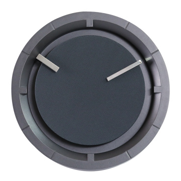 Reloj de pared High End de 12 pulgadas con tela
