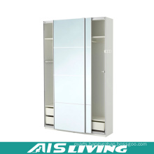 Glossy White Lacquer Bedroom Wardrobe Closet (AIS-W260)