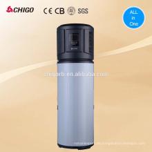 CHIGO China-Lieferant-lange Nutzungsdauer-Fabrik-Preis-Qualität Alle in einer Luftquelle-Luft, zum der Wärmepumpe zu wässern