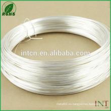 alambre de plata alta pureza en venta