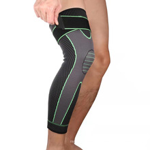 Adjustable Compression Sport Patella Cheap Basic Black Knee Brace Knee Support For Knee Pain