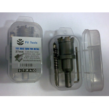 Tct Core Bit for Metal with Plastic Box
