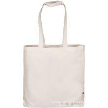 Sacs à bandoulière en coton personnalisé / sac à bandoulière 10cm (hbco-107)