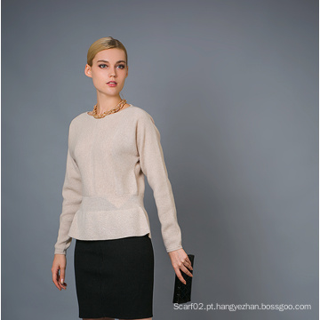 Lady's Fashion Cashmere Sweater 17brpv010