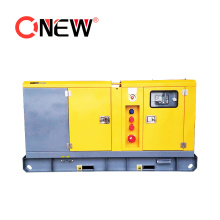 Weifang Ricardo Genset Manufacturer AC Water Cooled 3 Phase 62.5kVA/50kw 230V Canopy Type Low Rpm Self Running Diesel Generator with High Quality Price