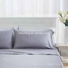 Китай поставщики 100% бамбуковое волокно гипоаллергенный оптом бамбуковое постельное белье наборы постельных принадлежностей для отель