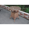 Outdoor Wicker Bistro Swivel Chair Rattan Furniture