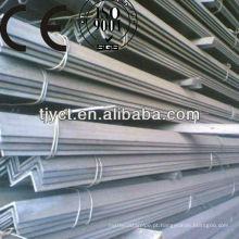Aço de Ângulo Desigual Aço Inoxidável SUS 304 / 304L de Alta Qualidade