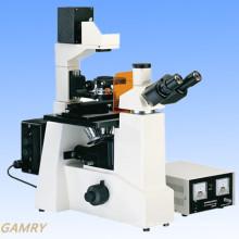 Berufsqualitäts-invertiertes Fluoreszenzmikroskop (IFM-1)