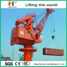 Used Small 3t Deck Cranes for Sale Hercules Boom 10m Deck Cranes