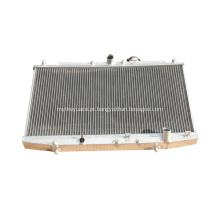 Radiador de alumínio para HONDA ACCORD 98-02 CF4