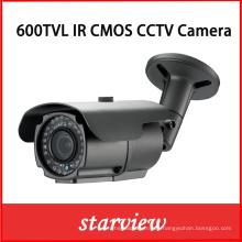 600tvl IR im Freien wasserdichte Gewehrkugel CCTV-Überwachungskamera (W26)