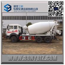 Beiben 12 M3 Ready Mischer Truck mit Mercedes Benz Technologie