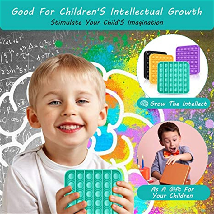 Silicone Squeeze Sensory Toys