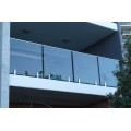 Tempered Laminated Glass Price For Closed Balcony Railing
