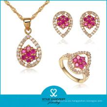Joyería del diamante de la joyería del oro 18k al por mayor (SH-J0051)