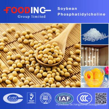 98% Lebensmittelqualität Sojabohnen Phosphatidylcholin