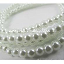 Großhandel Glasperlen Halskette Designs