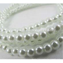 Collier de perles de verre en gros
