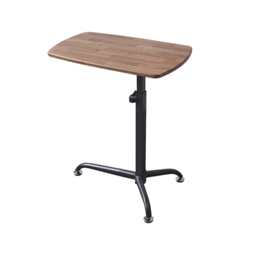 Laptop stand for lap wooden color