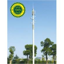 Torre de radio tradicional de 40 m hecha de acero de buena calidad