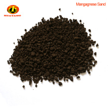 3-5mm manganese dioxide sand for water quality purification