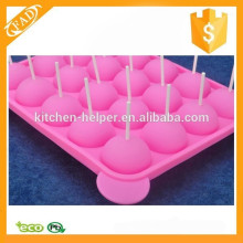 2015 Hot selling silicone cake pop mold