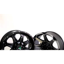rueda de remolque volante coche ruedas de acero 4x114,3