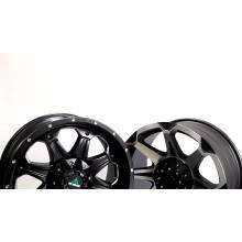 2019 novo design de rodas de liga leve para automóveis jantes de rodas 5x114.3 rodas de reposição