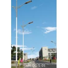 3.5m Single Arm Lamp Pole for Street Light