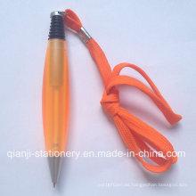 Nuevo diseño Plastic Rope Pen (R1009)