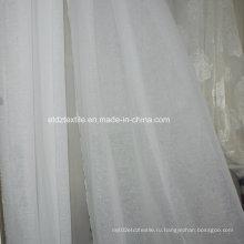 Типичный полиэфирный вуаль Привлекательный Sheer Curtain
