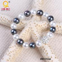 Bracelet en boule de diamant à la perle à la mode 2014 (BR125166)