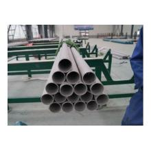 Tubulação sem emenda 2507 de aço inoxidável frente e verso