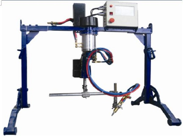 Portable Saddle-Shape Cutting Machine1