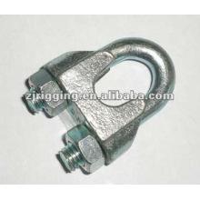 attaches Clip de corde en acier inoxydable