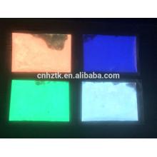 glowing powder,glow in dark pigment,luminescent pigment for road paint,plastic