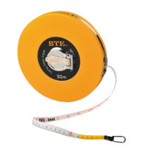 Logo Printing Measurement Tape with rubber magnet hook
