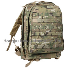 Solid Nylon Wearproof Outdoor Sport Escalada Camping caminhadas Backpack (HY-B010)