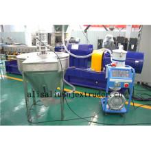 Filtres de refroidissement à l'eau granulateur à double vis