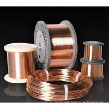99.9% Pure Copper Wire Bare Solid Copper Wire