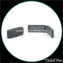 SCFS33.5X6.8 EMI Suppression Cable Clamp Soft Ferrite Core For Flex Circuit