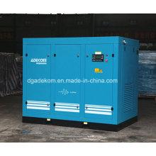 Cement Industry VSD Screw 4bar Lp Air Compressor (KE132L-4 INV)