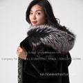 Hooded Kopenhagen Reversible Mink Fur Women's Coat